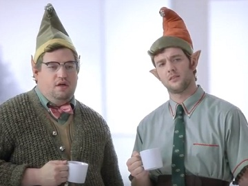 Minnesota Lottery Elves Commercial