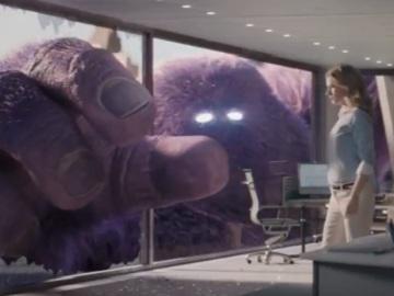 Woman vs. Monster TV Advert