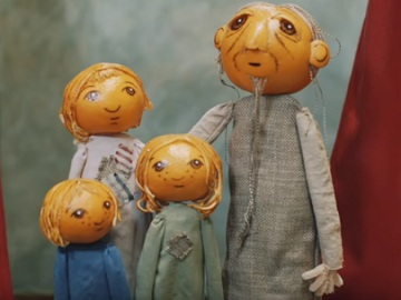 Oranges Puppet Theatre - Morrisons Commercial