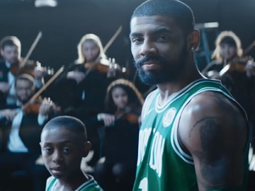 Nike Kyrie Irving Commercial