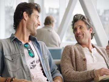 Porsche Commercial: Patrick Dempsey & Mark Webber