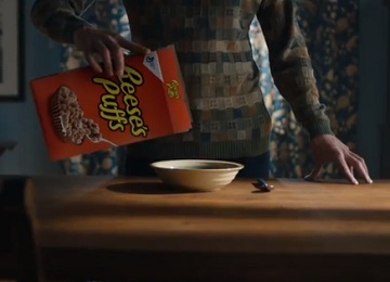 Reese's Puffs Commercial