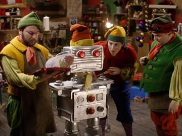 Specsavers TV Advert - The Alphatron 3000 Elf-Replacement Robot