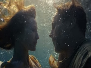 Couple in Thomas Cook Advert