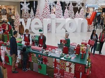 Verizon Christmas Commercial