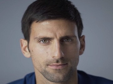 Novak Djokovic ASICS Commercial