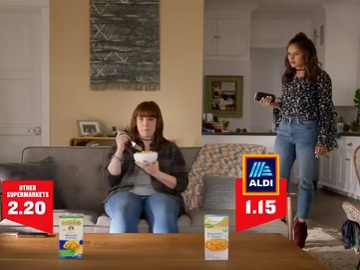 Aldi Mac & Cheese Commercial - Roommates