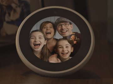 Amazon Echo Spot Commercial