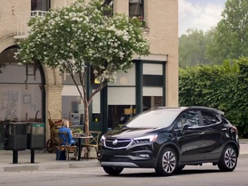 2018 Buick Encore Apple Carplay Compatibility Emoji Commercial