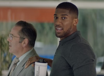 Bulk Powders Anthony Joshua Commercial