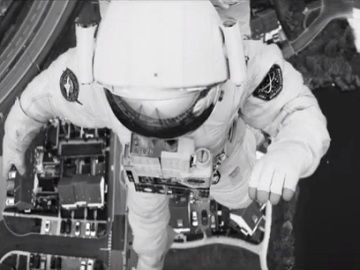 First Direct Astronaut TV Advert