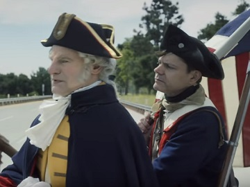 GEICO George Washington Commercial