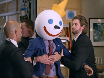 Jack in the Box Super Bowl Commercial