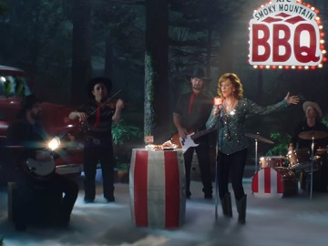 KFC Smoky Mountain BBQ Commercial