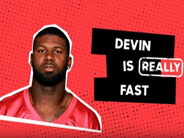 Pizza Hut Devin Hester Commercial