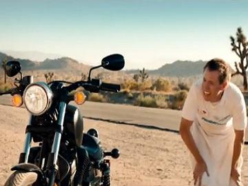 Progressive Insurance Commercial: Motorcycle