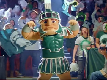 Quicken Loans Mascots Commercial