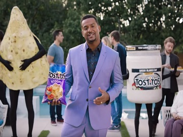Alfonso Ribeiro - Tostitos Super Bowl Commercial