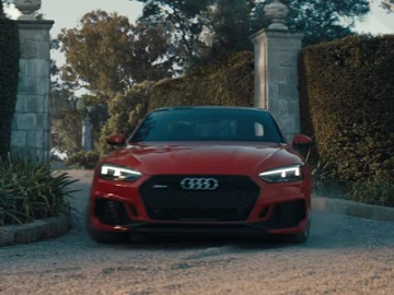 Audi RS 5 Coupe Commercial