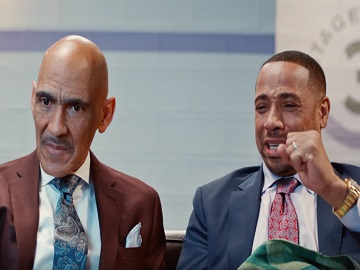 GEICO Tony Dungy & Rodney Harrison Commercial