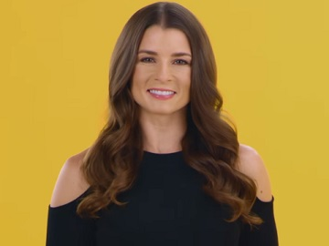 Danica Patrick in GoDaddy Commercial