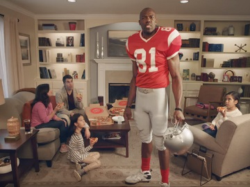 Pizza Hut Terrell Owens Commercial