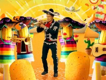 Pringles Tortillas Nacho Cheese Commercial