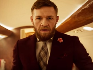 Burger King Conor McGregor Commercial