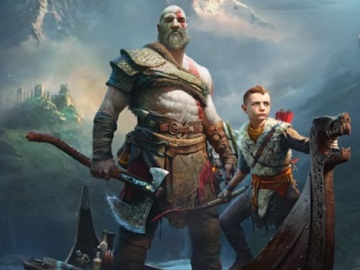 God of War 4 Commercial