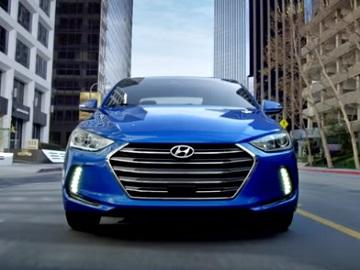 Hyundai Elantra Commercial