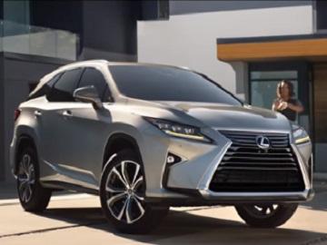 Lexus RX L Commercial