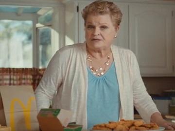 McDonald's Buttermilk Crispy Tenders Commercial