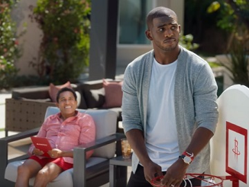 Chris Paul & Oscar Nuñez - State Farm Commercial