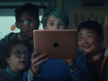 iPad + Apple Pencil Commercial
