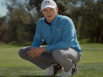 AT&T Golfer Jordan Spieth Commercial