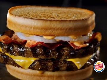 Burger King Sourdough King Commercial