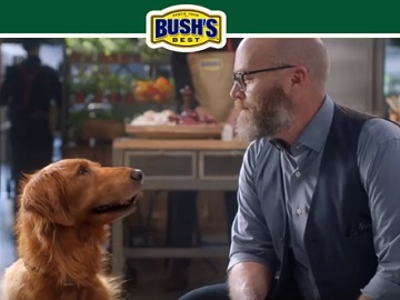Bush's Beans Talking Dog Commercial