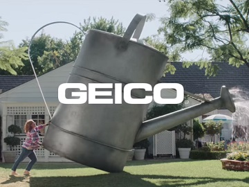 GEICO Gardening Commercial