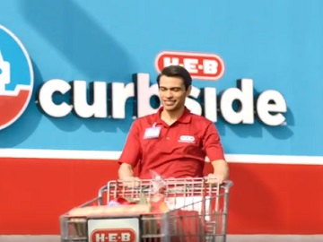 H-E-B Curbside Commercial