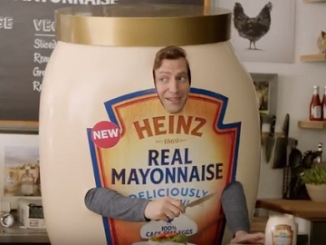 Heinz Real Mayonnaise Commercial