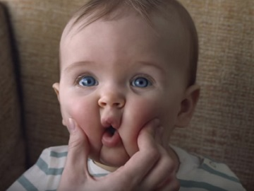 Kettle Chips Baby Advert