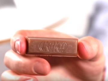 KitKat Soap April Fool's Day Commercial
