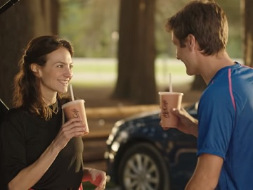 McDonald's McCafé Smoothies Commercial