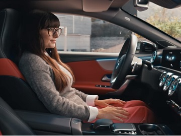 Mercedes-Benz A-Class Commercial - Lexie