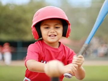 Minute Maid Commercial - Little Boy Playing Baseball