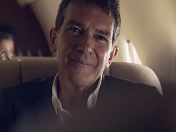 Antonio Banderas Fragrance Commercial