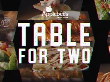 Applebee's Commercial 2 for $20