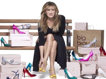 Bloomingdale's Sarah Jessica Parker Commercial