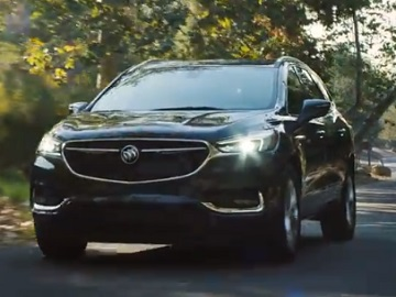 Buick Enclave Commercial