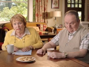 DISH Commercial - Old Couple